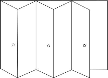 5 Folding Doors