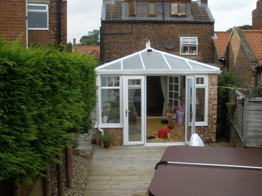 Spectus Edwardian Conservatories