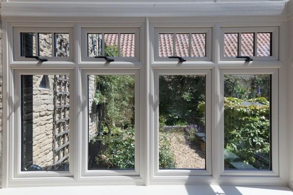Spectus Casement Windows