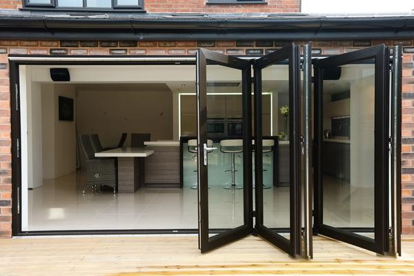 Spectus Bi-folding Doors