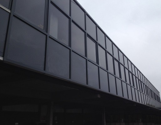Spectus Curtain Walling