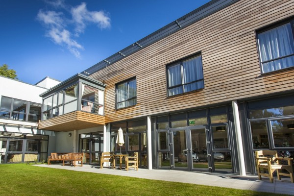 Spectus Care Home Opens On Time Thanks To Jade