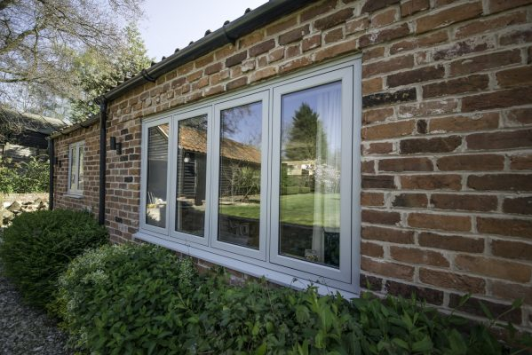 Spectus ADM Windows uses Spectus Flush Casement windows