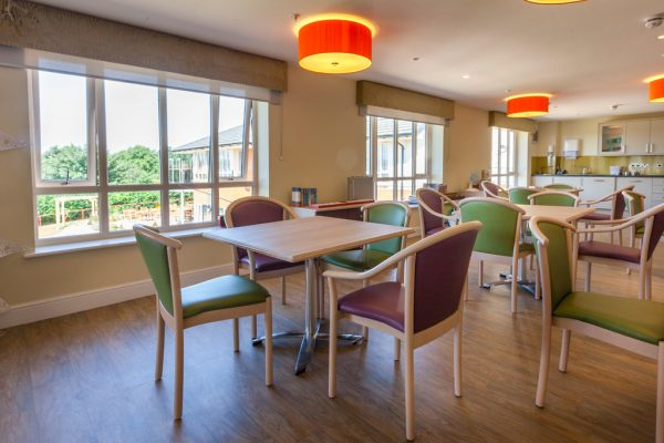 Spectus Elite 70 specified for flagship care home development