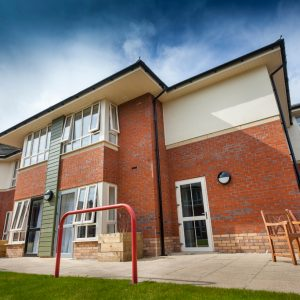 care home development