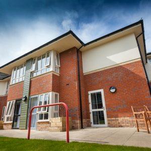 care home development