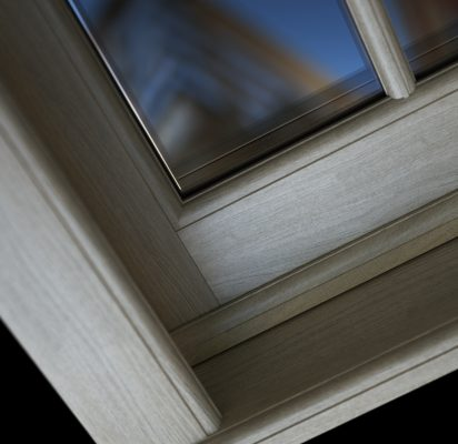 Spectus NEW Fully Mechanically Jointed Vertical Slider