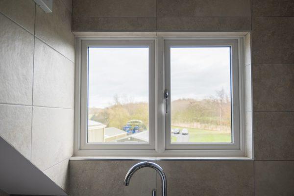 Spectus ADM Windows uses Spectus Flush Casement windows to recreate traditional aesthetics in a farmhouse
