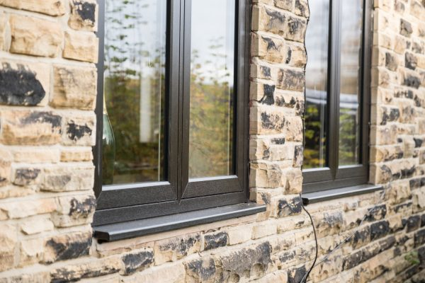 Spectus ADM Windows uses Spectus Flush Casement windows to recreate traditional aesthetics in a farmhouse