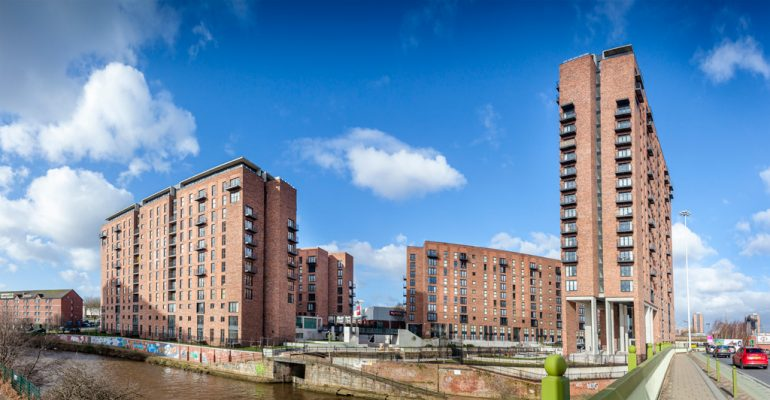 Spectus Spectus and Worsley Glass help transform Manchester's Wilburn Basin and create nearly 500 homes