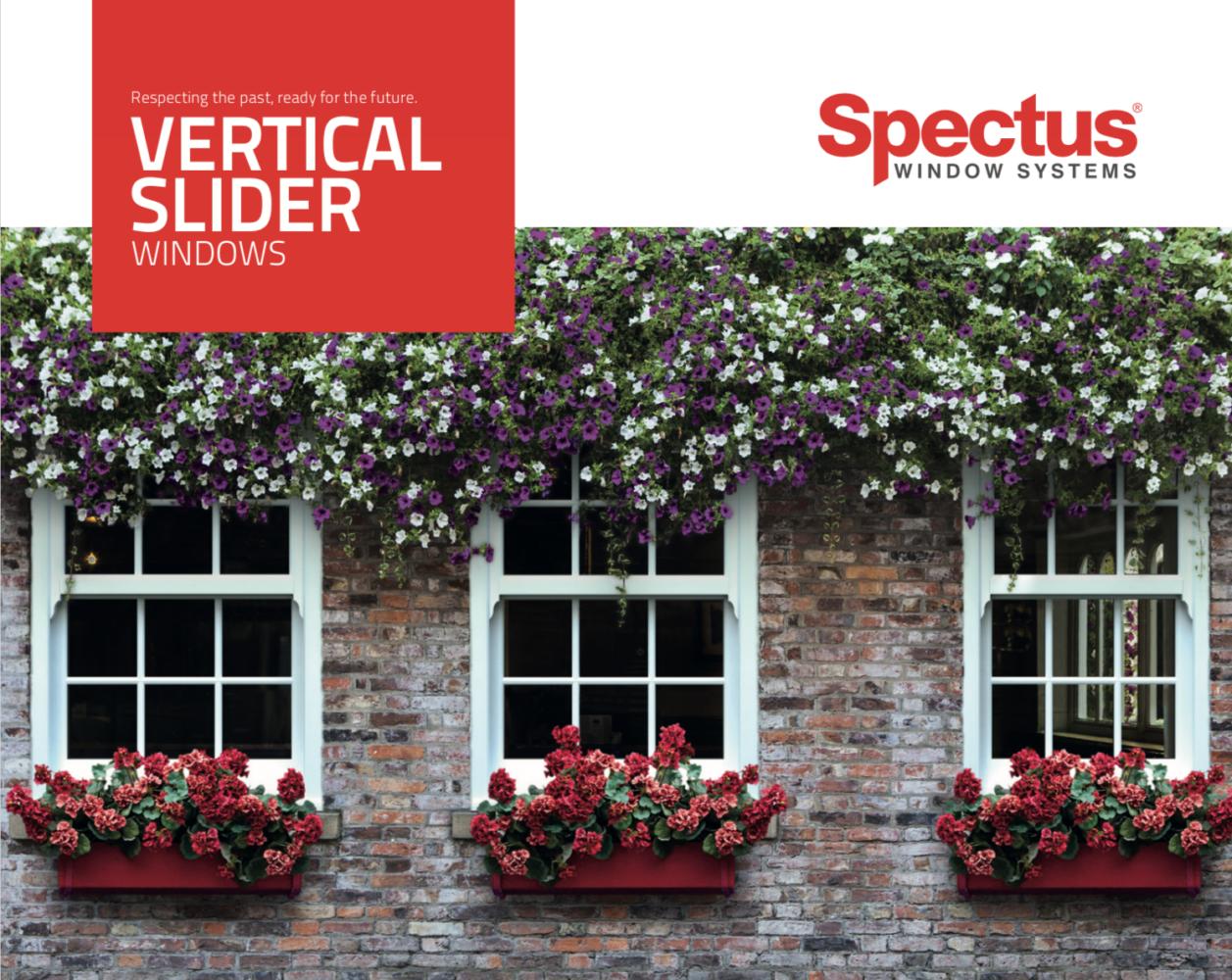 Vertical Slider Windows
