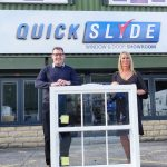Sash window specialist Quickslide adds the Spectus Vertical Slider to its portfolio