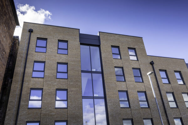 Spectus Spectus Elite 70 specified for high profile affordable housing development