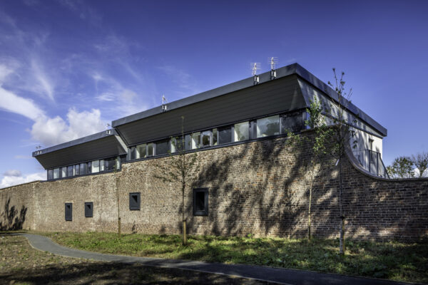 Spectus Spectus Elite 70 windows specified for exceptional affordable housing scheme