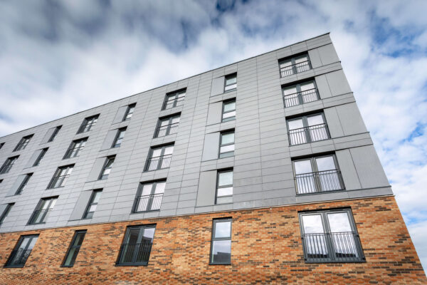 Spectus Waterfront 3, Edinburgh – a modular development for Places for People