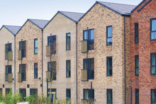 Spectus Spectus Flush Tilt & Turn Windows Specified for Grimsby New Build Extra Care Development