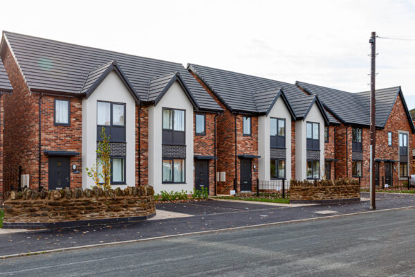 Spectus Over 200 Spectus windows fitted in new gold-standard development