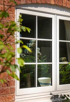 Spectus Flush Casement Windows