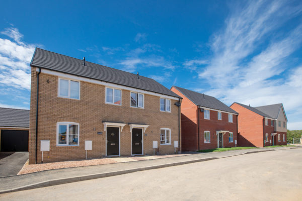 Spectus Spectus Windows and doors complete new Lincolnshire residential housing development